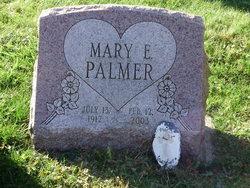 Mary Elizabeth Palmer