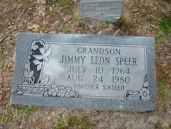 Jimmy Leon Speer