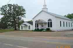 Nanafalia Baptist Cemetery