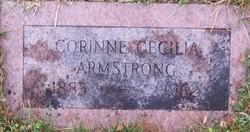 Corrine Cecilia Armstrong