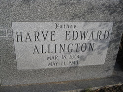 Harve Edward Allington
