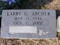 Larry G. Archer