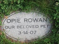 Opie Rowan