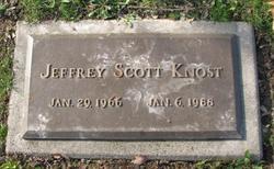 Jeffrey Scott Knost