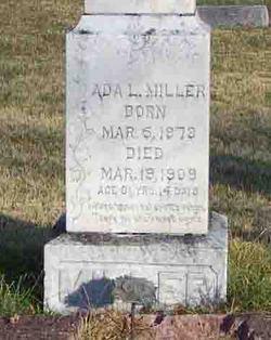 Ada Lynn <i>Smith</i> Miller