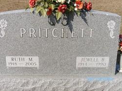 Ruth Marie <i>Runnells</i> Pritchett