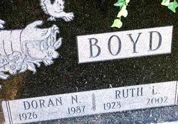 Ruth Lenora <i>Buie</i> Boyd