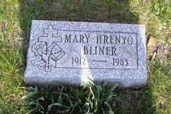 Mary <i>Hrenyo</i> Bliner