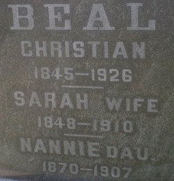 Christian Beal