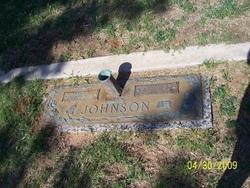 Gladys Gertrude <i>Stringer</i> Johnson
