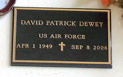 David Patrick Dewey