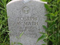 Joseph McMath