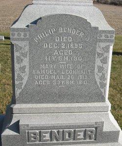 Phillip Bender, Jr