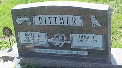 Dayle Edward Dittmer