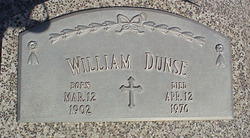 William Dunse