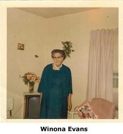 Winona Gould Evans