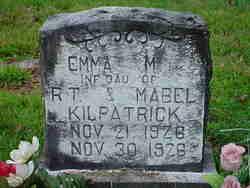 Emma Madge Kilpatrick