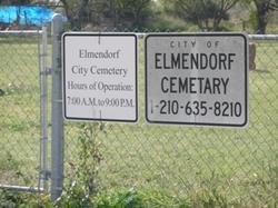 Elmendorf City Cemetery