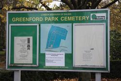 Greenford Park Cemetery