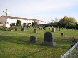 Mount Angel Pioneer Cemetery