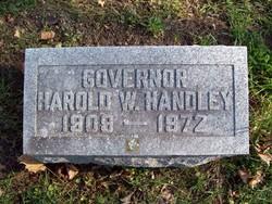 Harold Willis Handley