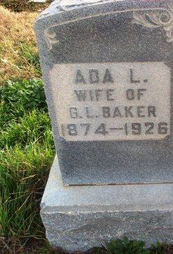 Ada Lee <i>Kown</i> Baker