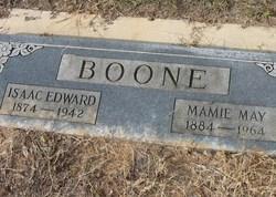Mamie May <i>Caraway</i> Boone