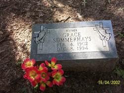 Grace Helen <i>Grover</i> Backer
