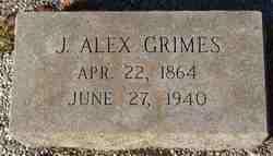 Joseph Alexander Alex Grimes