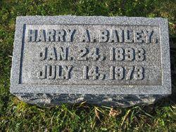 Harry Albert Bailey