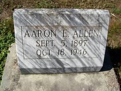 Aaron Elisha Allen