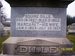 Sgt Squire Dille
