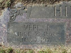 Verl J Hillyard