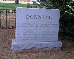 Maria Louise <i>Jones</i> Donnell
