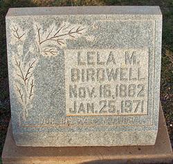 Mrs. Lela <i>Mitcham</i> Birdwell