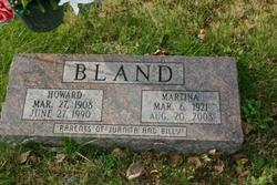 Martina <i>Skaggs</i> Bland