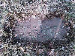 Harry Raymond Disbrow, II