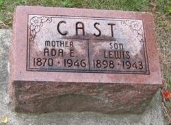 Ada E <i>Johnson</i> Cast