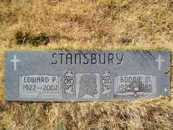 Edward P Stansbury