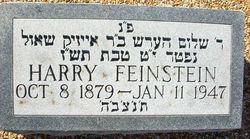 Harry Feinstein