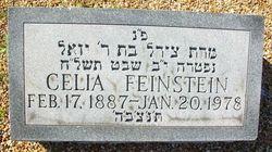Celia Feinstein