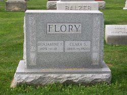 Clara S <i>Schaaf</i> Flory