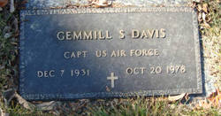 Capt Gemmill Stricklin Sonny Davis