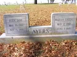Marion Greene Ayers