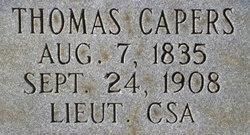 Thomas Capers Tom Albergotti