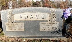 Sallie <i>Chenault</i> Adams