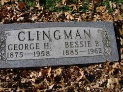 Bessie Bell <i>Teagle</i> Clingman