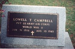 Lowell T. Campbell