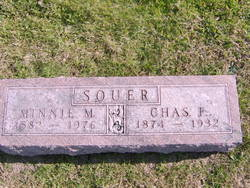 Minnie May <i>Ritter</i> Sauer