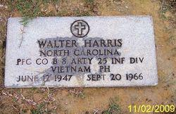 PFC Walter Harris